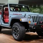 Jeep Wrangler Rubicon – Le meilleur Wrangler pour attaquer les sentiers hors route