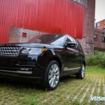 Essai Routier Range Rover Supercharged 2014 – Tout simplement wow