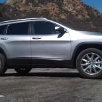 Essai Routier Jeep Cherokee 2014 – Premier contact sous le soleil de la Californie