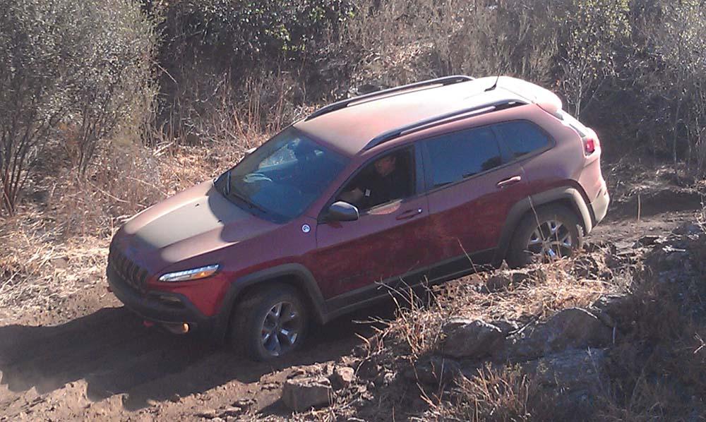 Essai Routier Jeep Cherokee 2014