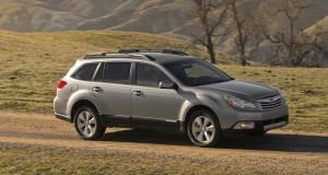 Le Subaru Outback 2015 pourrait être du Salon de l'Auto de New York