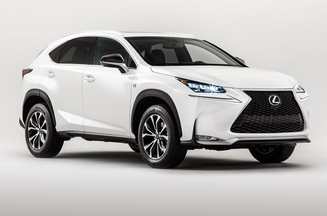 Lexus Lf Nx >> Lexus dévoile l'utilitaire sport NX > VUSmag