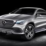 Mercedes-Benz veut rivaliser le BMW X6