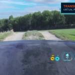 Land Rover dévoile un capot transparent
