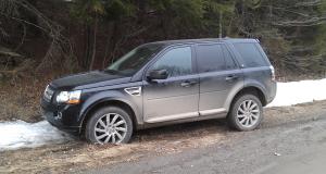 Land Rover LR2 2013 – Si beau de l'extérieur, si moche au quotidien