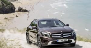 Mercedes-Benz dévoilera la version de production du nouveau GLA à Francfort