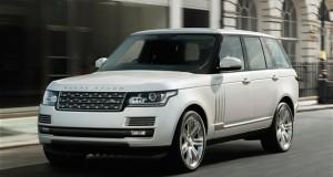 Range Rover présente un modèle à empattement allongé
