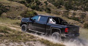 Un nouveau tout terrain chez GMC : Le Sierra HD All terrain X 2017