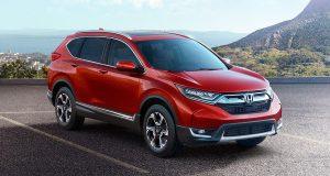 Honda présente son nouveau CR-V