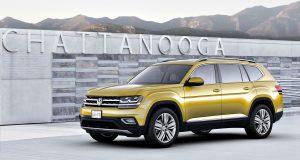 Volkswagen fait place à son nouvel Atlas