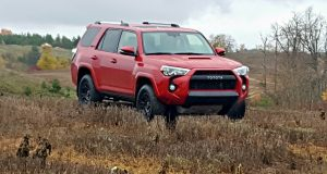 Toyota offre le 4Runner TRD Pro au Canada