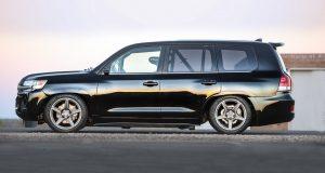 Un Toyota Land Speed Cruiser de 2000 chevaux!