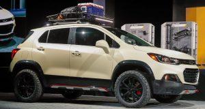 General Motors au SEMA : place aux camions