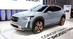 Le Subaru Concept Crosstrek dévoilé au Salon de l'Auto de Montréal