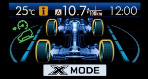 TECHNO : Le système X-Mode de Subaru