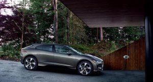 Jaguar I-Pace 2019 : un nouveau VUS électrique de Jaguar