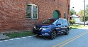 Focus sur la consommation d'essence : Nissan Rogue 2018