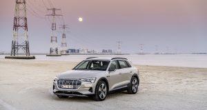 L'Audi e-tron 2019 est très sécuritaire selon l'IIHS