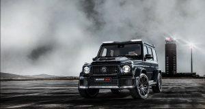 800 Widestar : Brabus s'en prend au Mercedes-AMG G63 une fois de plus