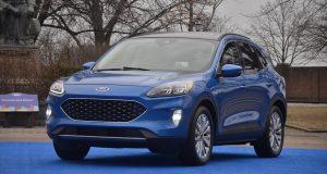 Ford Escape 2020 : le traitement royal, rien de moins
