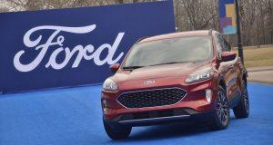 Ford Canada annonce les prix du Escape 2020