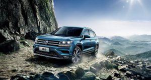 Le Volkswagen Tarek pour seconder le Tiguan?