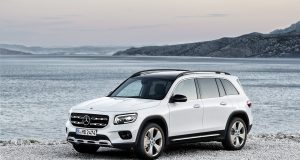 Mercedes-Benz présente le GLB 2020