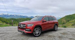 Premier essai routier du Mercedes-Benz GLS 2020 : transport familial de luxe