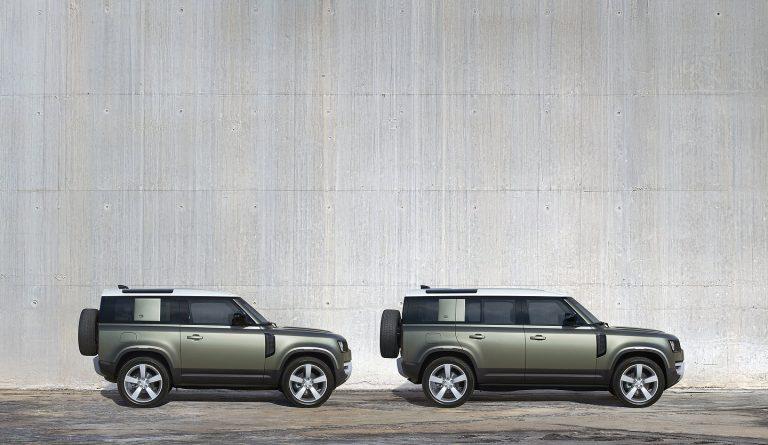 Le nouveau Land Rover Defender est aussi cool que tout le monde l'espérait