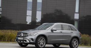 Du nouveau pour le Mercedes-Benz GLC 350e 4MATIC en 2020