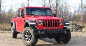 Jeep Gladiator 2020 : la capacité de séduire