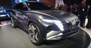 Hyundai dévoile son prototype Vision T à Los Angeles