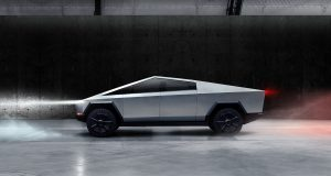 Le Tesla CyberTruck dévoilé