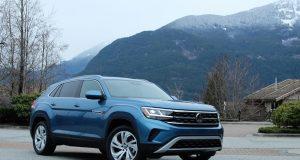 Volkswagen Atlas Cross Sport 2020 : bonne taille, bon moment
