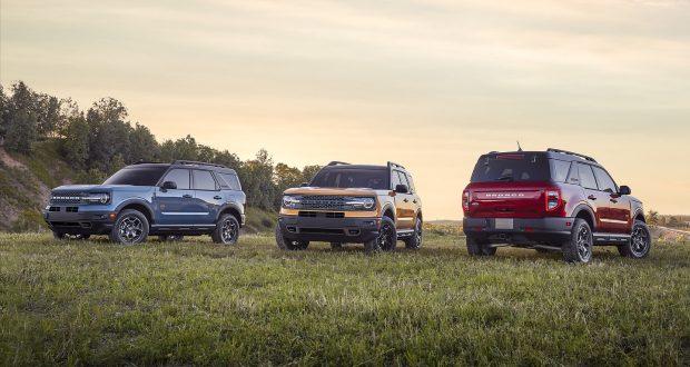 Le Ford Bronco Sport 2021 est dévoilé et s'attaque au segment des petits VUS