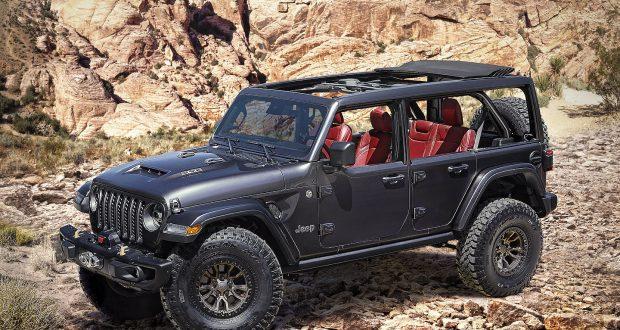 Jeep profite du lancement du Ford Bronco; dévoile un Wrangler à moteur V8