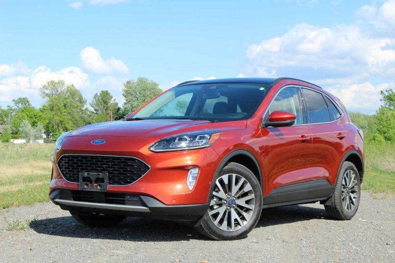 Ford Escape 2020 : la beauté extérieure